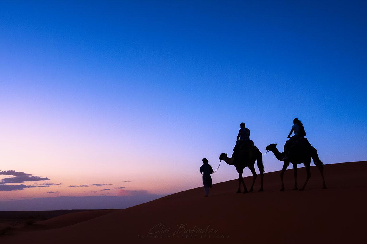 Exploring Morocco's Sahara Desert