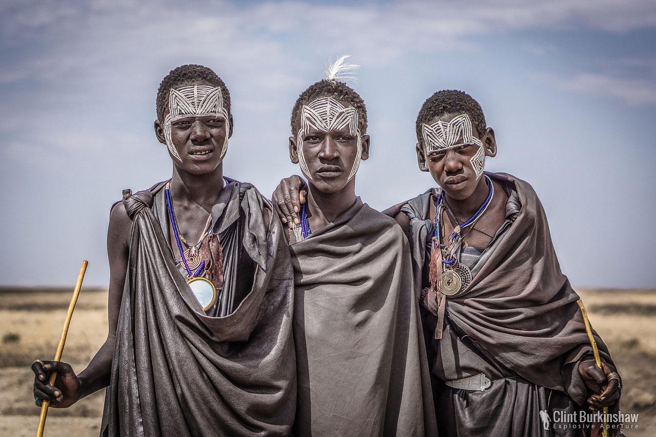 Maasai People, Serengeti, Tanzania