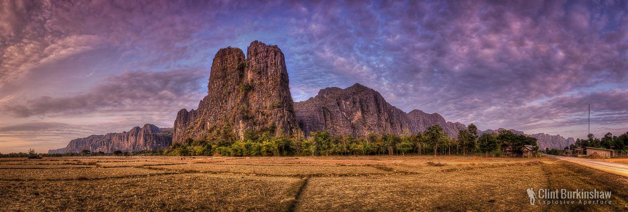 Konglor Mountains, Laos