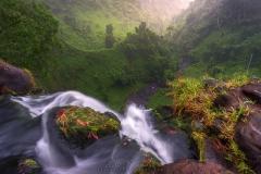 Fuipisia Waterfall, Upolu