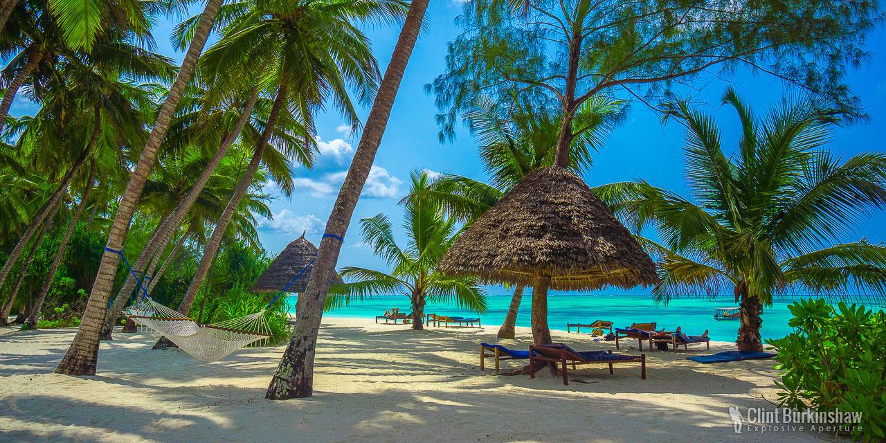 Island life in Zanzibar, Tanzania