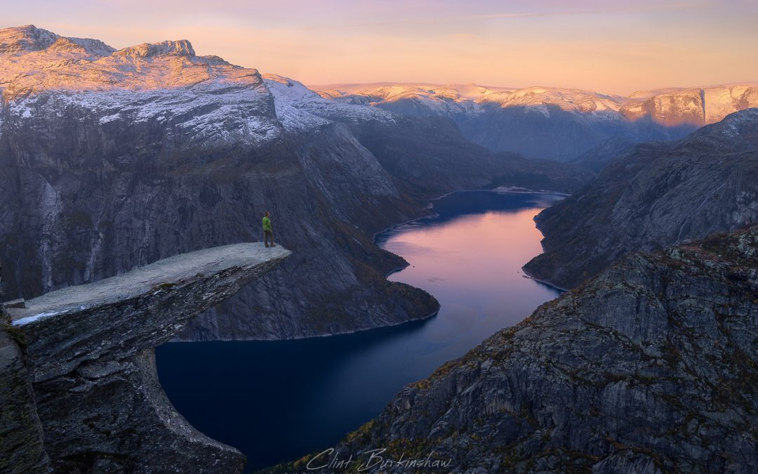 The unique and incredible Trolltunga, Norway