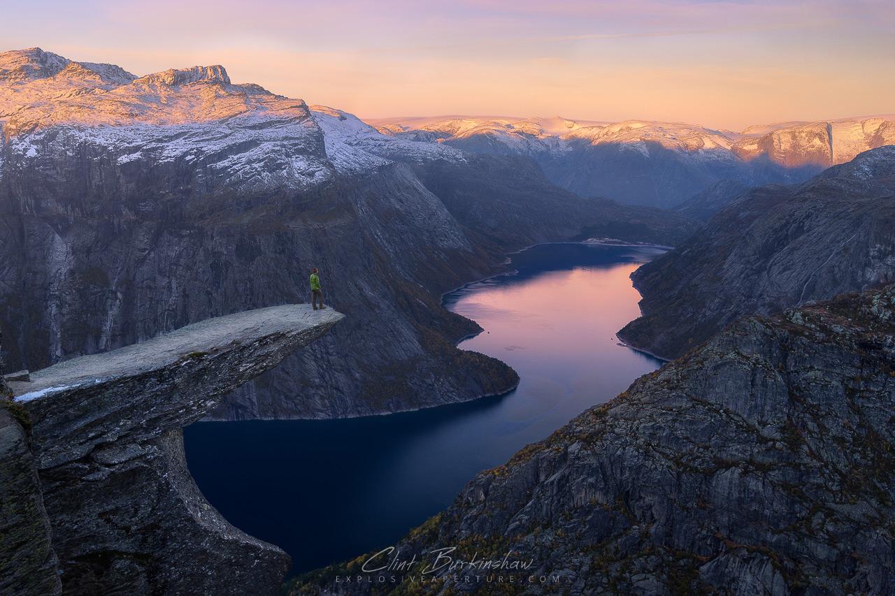 Trolltunga, Norway